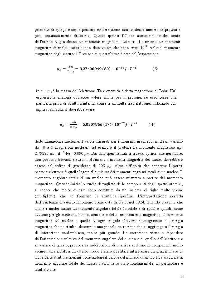Anteprima della tesi: Applicazioni forensi della datazione al carbonio 14 tramite AMS, Pagina 3