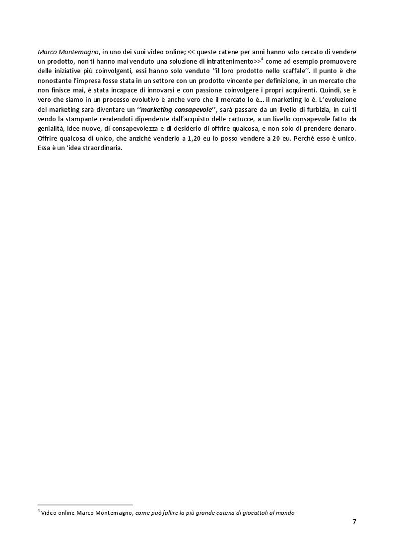 Anteprima della tesi: Marketing ed emozioni, Pagina 3