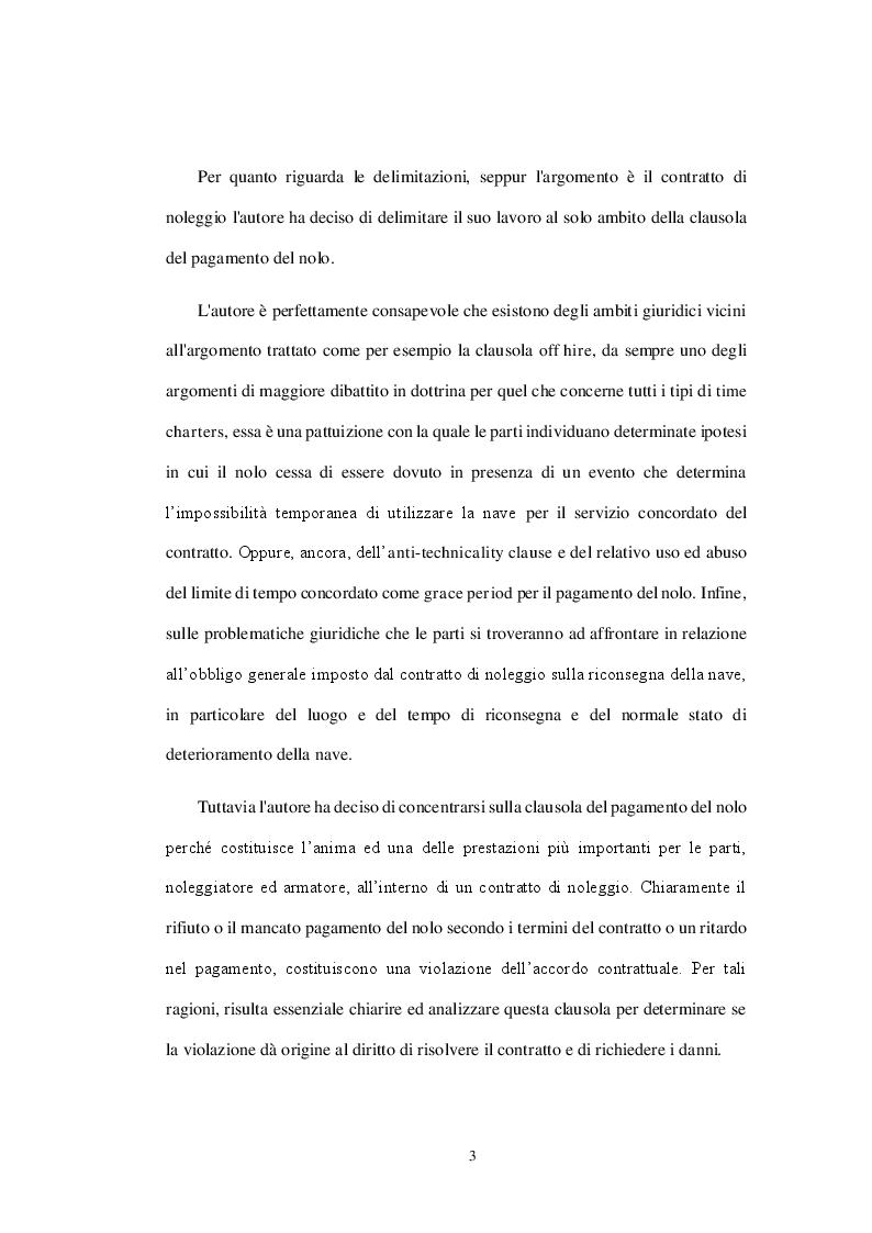 Anteprima della tesi: La crisi dello shipping. Problematiche giuridiche in un mercato in forte distress, Pagina 4