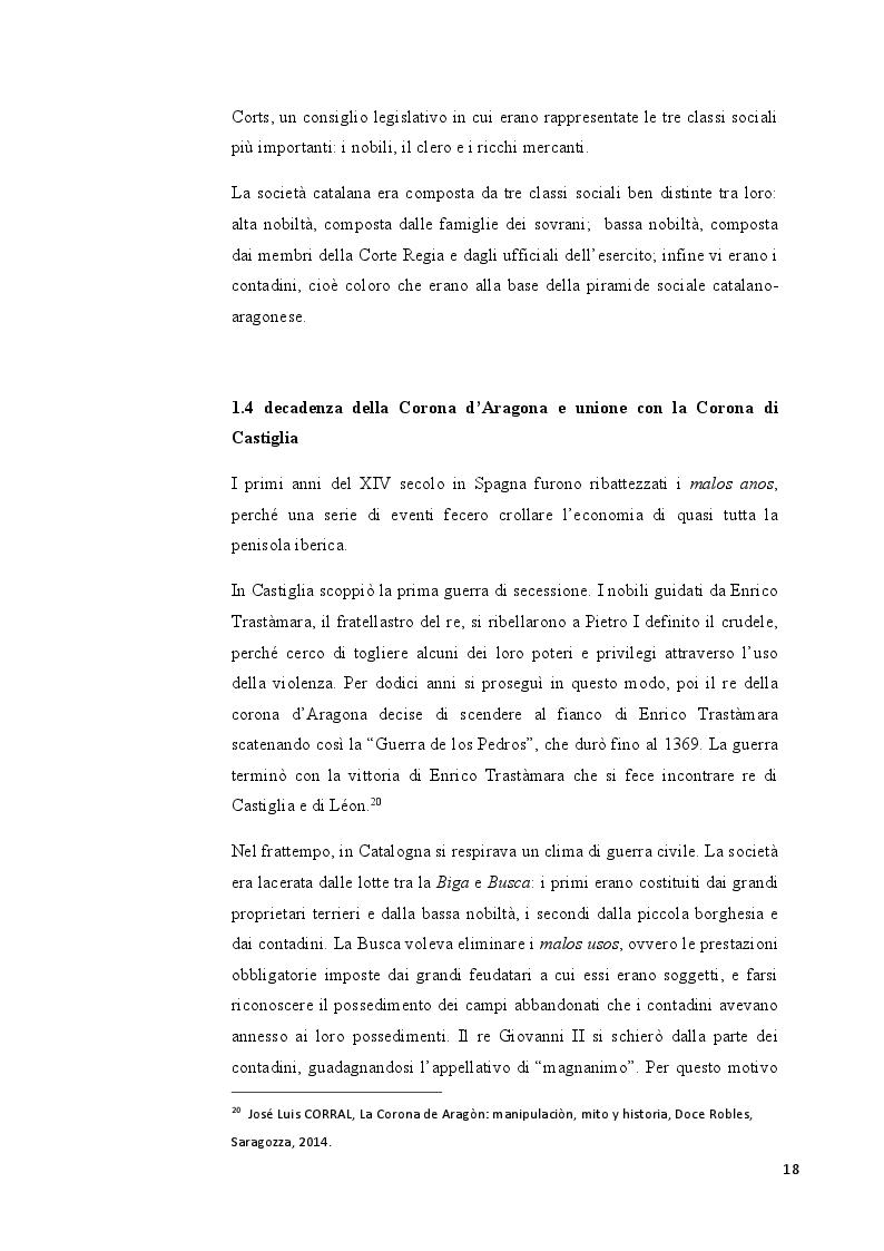 Anteprima della tesi: Catalogna: indipendenza possibile o sogno irrealizzabile?, Pagina 7