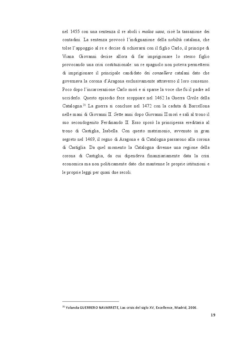 Anteprima della tesi: Catalogna: indipendenza possibile o sogno irrealizzabile?, Pagina 8