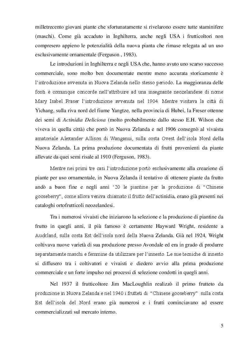 Anteprima della tesi: Strategie innovative per il contenimento di Pseudomonas syringae pv.actinidiae, Pagina 3