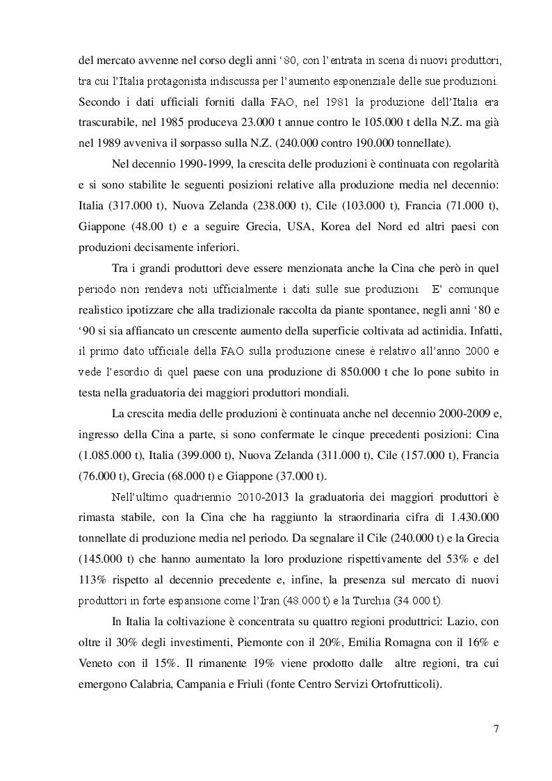 Anteprima della tesi: Strategie innovative per il contenimento di Pseudomonas syringae pv.actinidiae, Pagina 5
