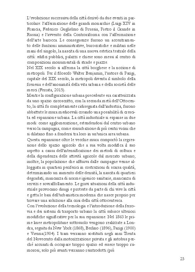 Anteprima della tesi: GREEN POLICY. Le metropoli europee verso il 2050, Pagina 12