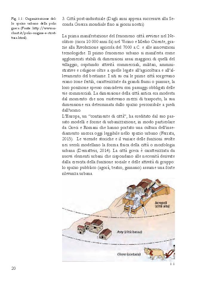 Anteprima della tesi: GREEN POLICY. Le metropoli europee verso il 2050, Pagina 9