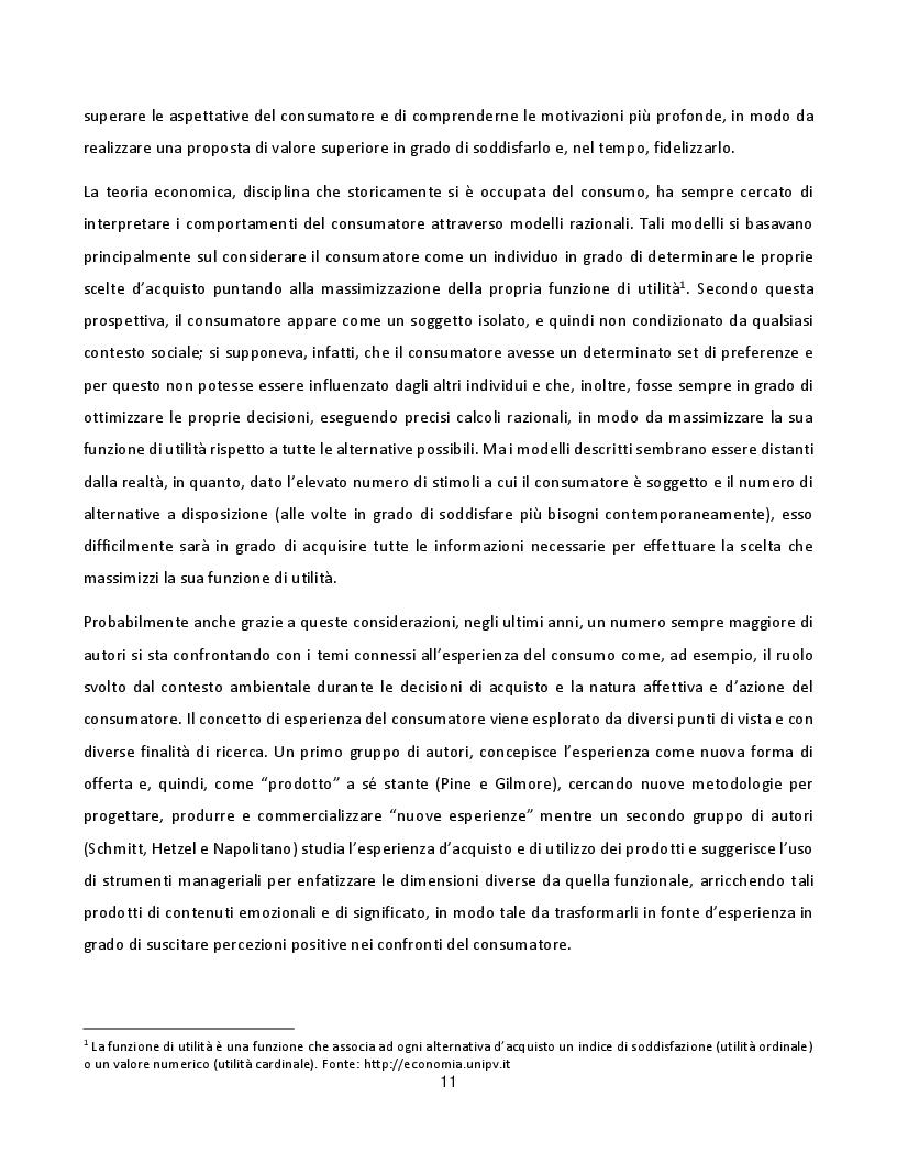 Anteprima della tesi: Progetto di miglioramento della customer experience, tramite approccio human-centered design: un'applicazione nel settore ferroviario., Pagina 6