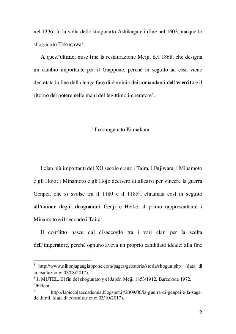 Anteprima della tesi: Il Giappone: dall'isolazionismo al ruolo di grande potenza, Pagina 5