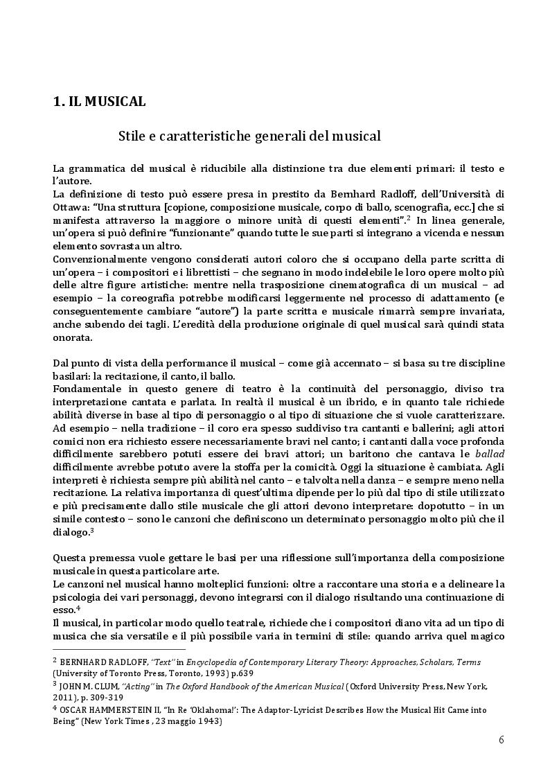 Anteprima della tesi: Notre-Dame de Paris: oltre il musical, Pagina 4
