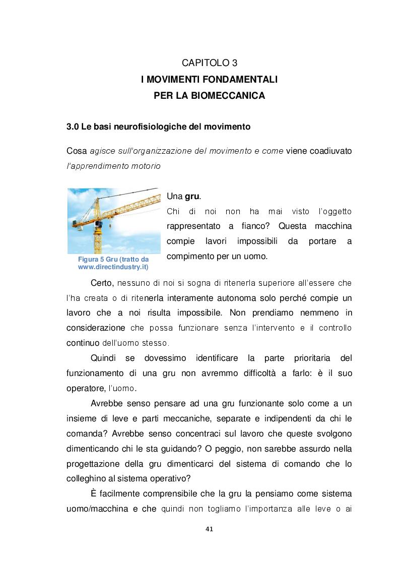Anteprima della tesi: Il Biomeccanico: una nuova figura professionale al servizio del calcio, Pagina 2
