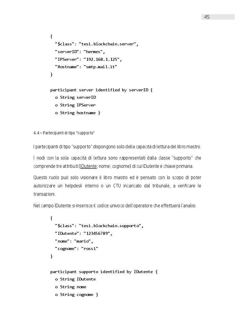 Anteprima della tesi: La Blockchain come strumento di marcatura temporale per grandi quantità di dati, Pagina 5