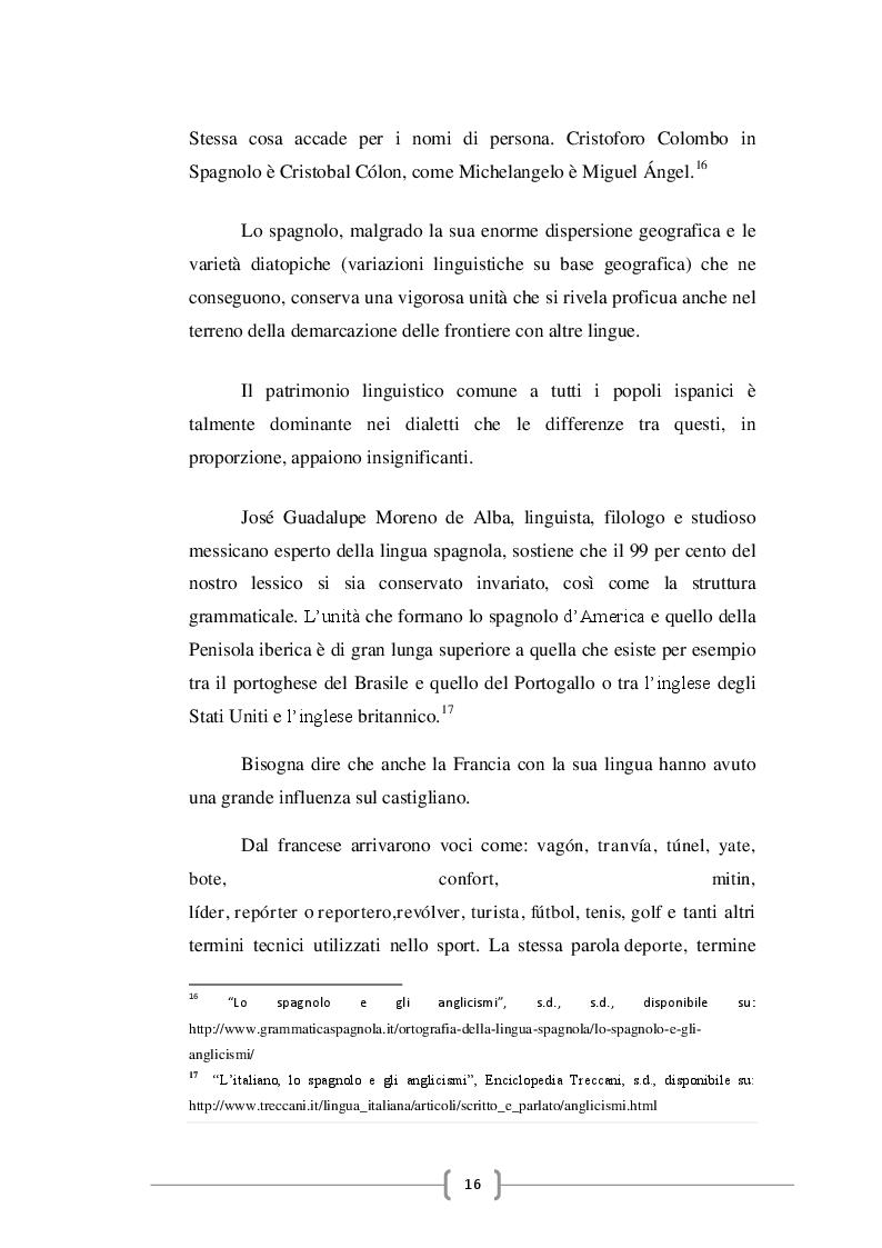 Estratto dalla tesi: Gli anglicismi nella lingua italiana