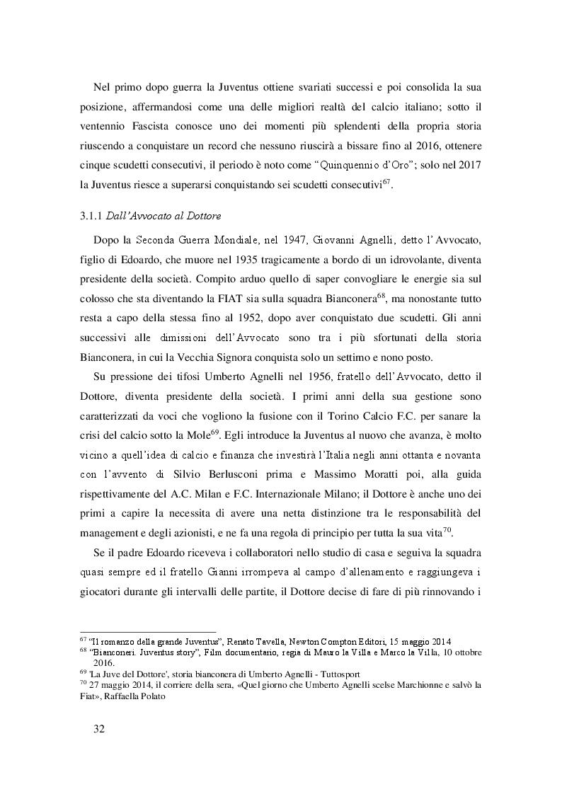 Anteprima della tesi: L'ambiente nelle strategie aziendali: gli effetti del Financial Fair Play, Pagina 3