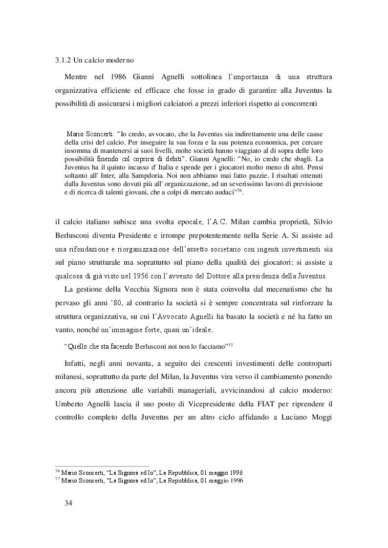 Anteprima della tesi: L'ambiente nelle strategie aziendali: gli effetti del Financial Fair Play, Pagina 5