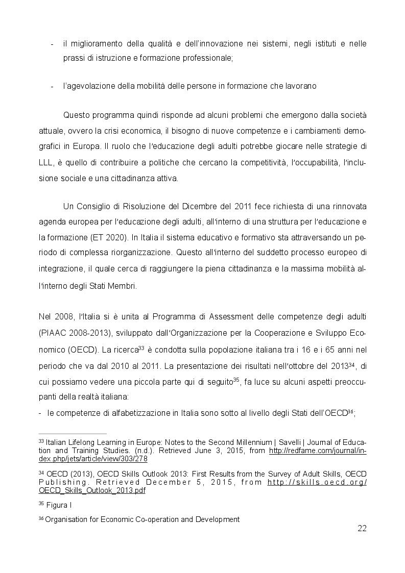 Anteprima della tesi: Medicina narrativa: un nuovo approccio nella formazione degli studenti in medicina presso l'Università degli studi di Milano Bicocca, Pagina 9