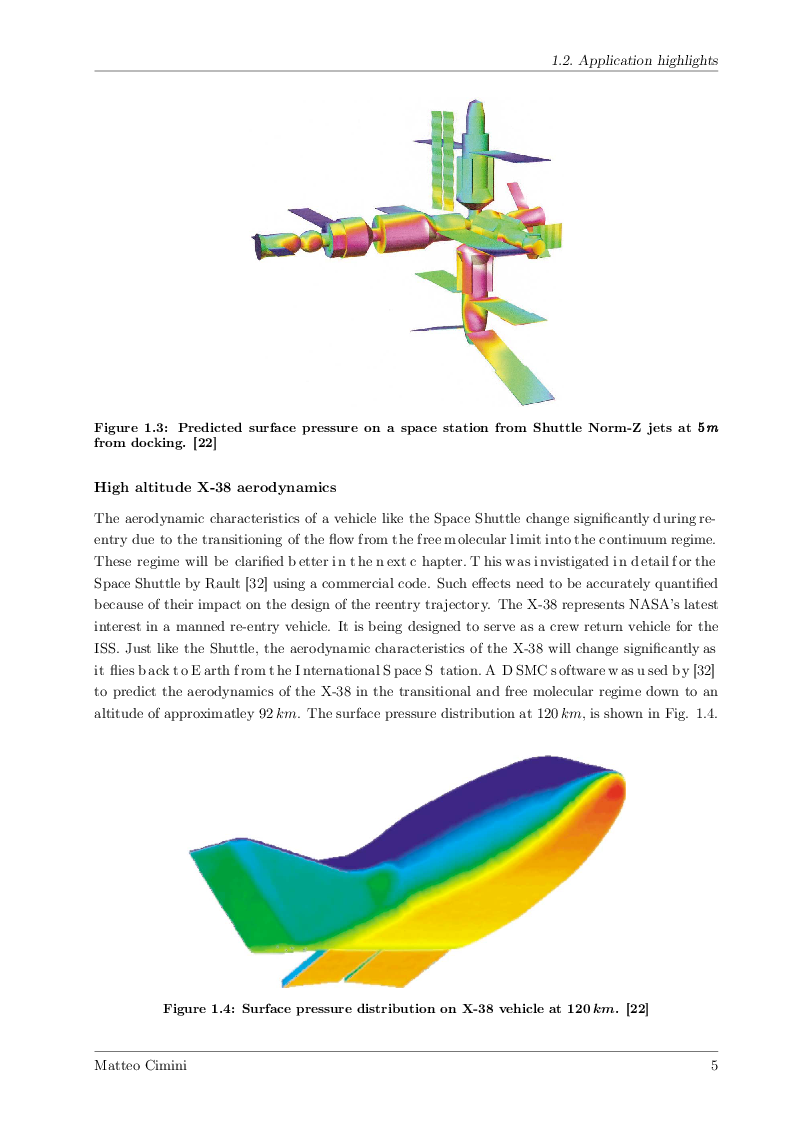 Anteprima della tesi: Numerical Simulations of Rarefied Gas Flow with ''Direct Simulation Monte Carlo'' Method, Pagina 4