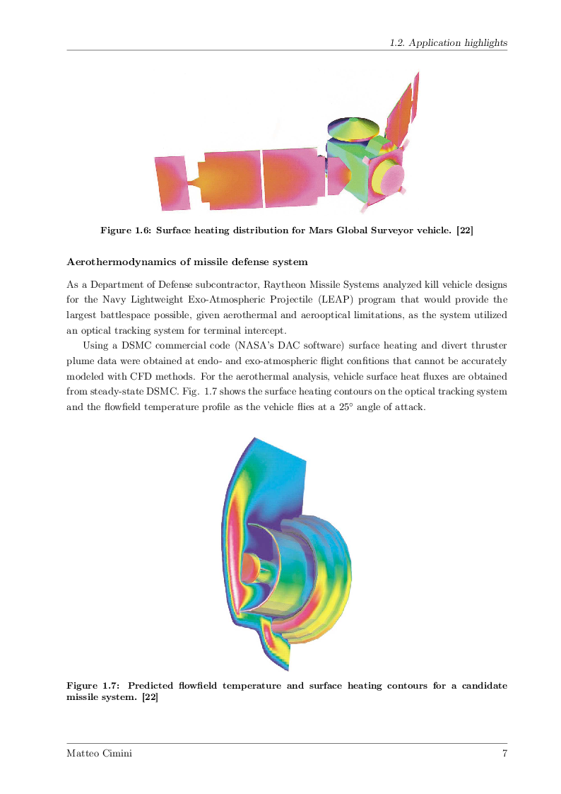 Anteprima della tesi: Numerical Simulations of Rarefied Gas Flow with ''Direct Simulation Monte Carlo'' Method, Pagina 6