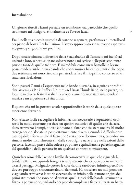 Anteprima della tesi: La storia delle bande, Pagina 2