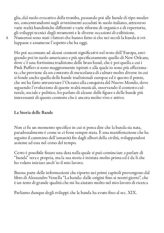 Anteprima della tesi: La storia delle bande, Pagina 3