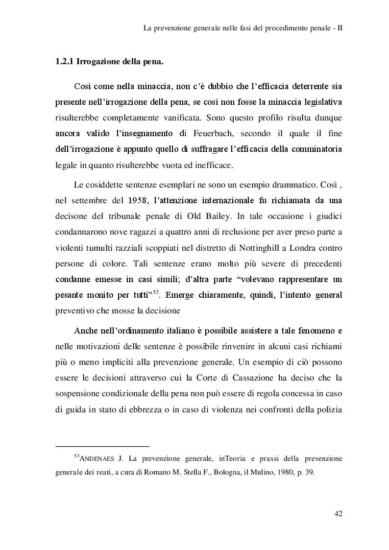 Anteprima della tesi: Riflessioni sulla prevenzione generale, Pagina 7