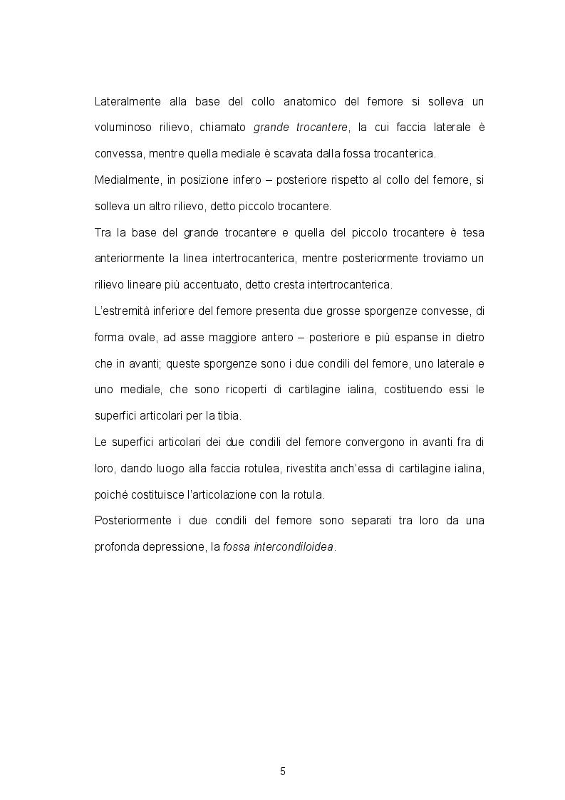 Anteprima della tesi: Assistenza infermieristica al paziente con fratture della diafisi femorale, Pagina 4