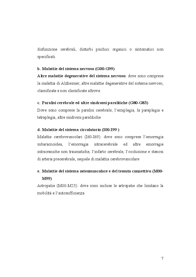 Anteprima della tesi: Igiene orale nel paziente istituzionalizzato: importanza di una unità mobile, Pagina 8