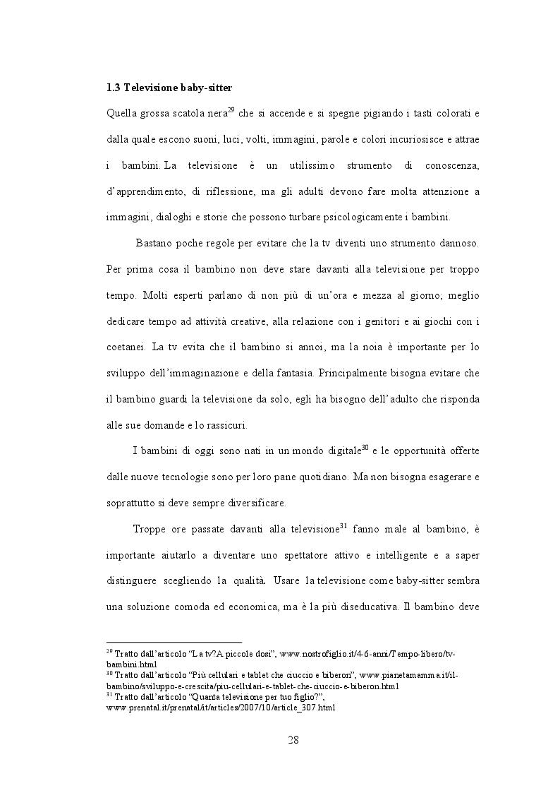 Anteprima della tesi: Oltre la lavagna: insegnare ed apprendere con il linguaggio video, Pagina 2