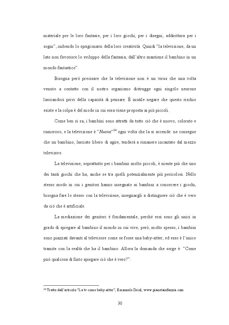 Anteprima della tesi: Oltre la lavagna: insegnare ed apprendere con il linguaggio video, Pagina 4