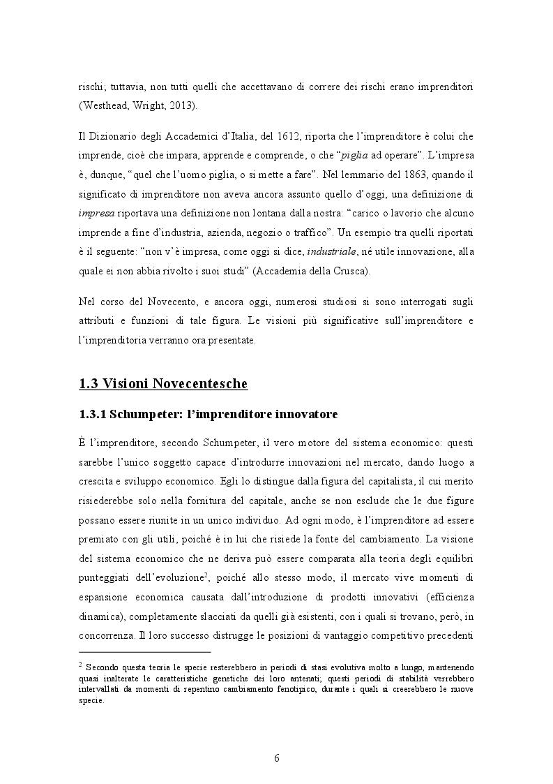 Anteprima della tesi: Gli ecosistemi imprenditoriali e una breve analisi di alcuni ecosistemi italiani, Pagina 6