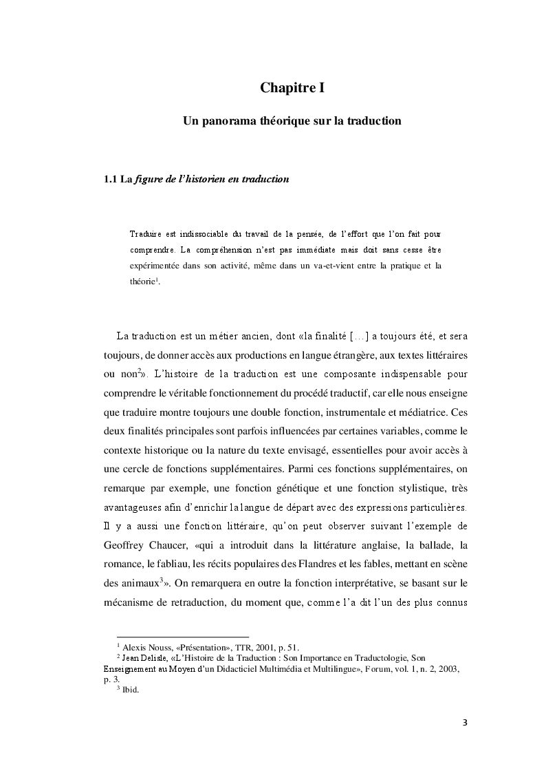 Anteprima della tesi: Boumkoeur de Rachid Djaïdani, traduction et commentaire critique, Pagina 4
