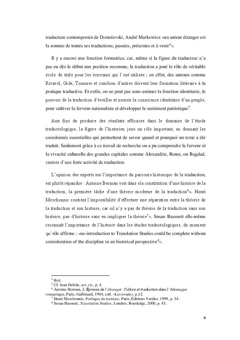 Anteprima della tesi: Boumkoeur de Rachid Djaïdani, traduction et commentaire critique, Pagina 5