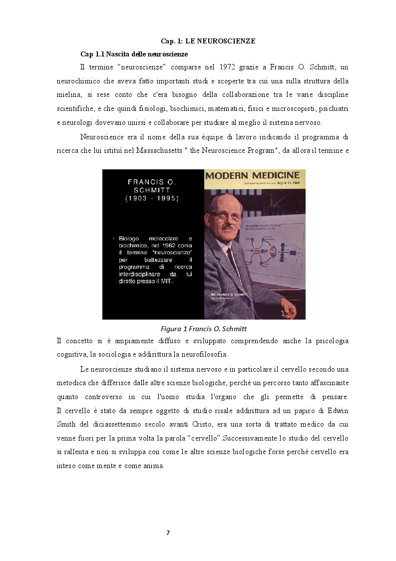 Anteprima della tesi: Jaak Panksepp e le neuroscienze, Pagina 3