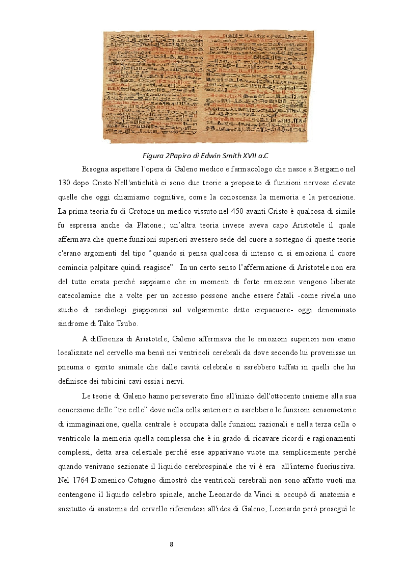 Anteprima della tesi: Jaak Panksepp e le neuroscienze, Pagina 4