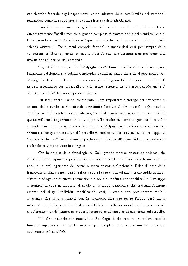 Anteprima della tesi: Jaak Panksepp e le neuroscienze, Pagina 5