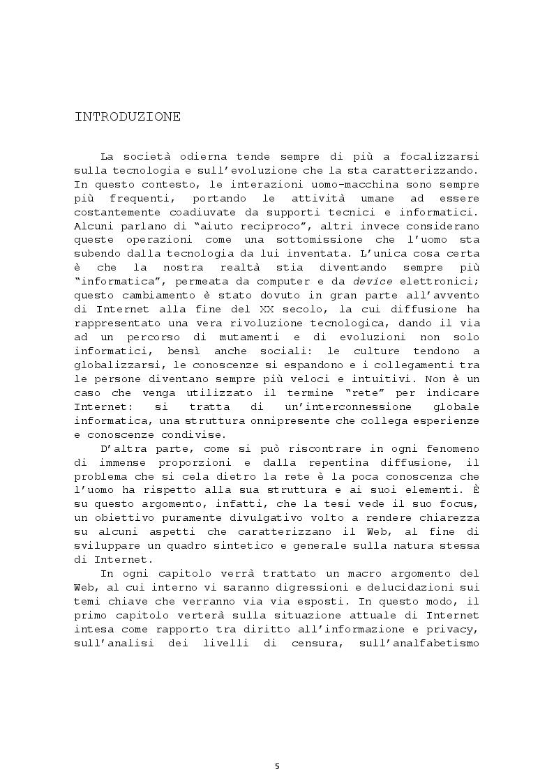 Anteprima della tesi: L'altra faccia della rete: le Criptovalute e il Deep Web, Pagina 2