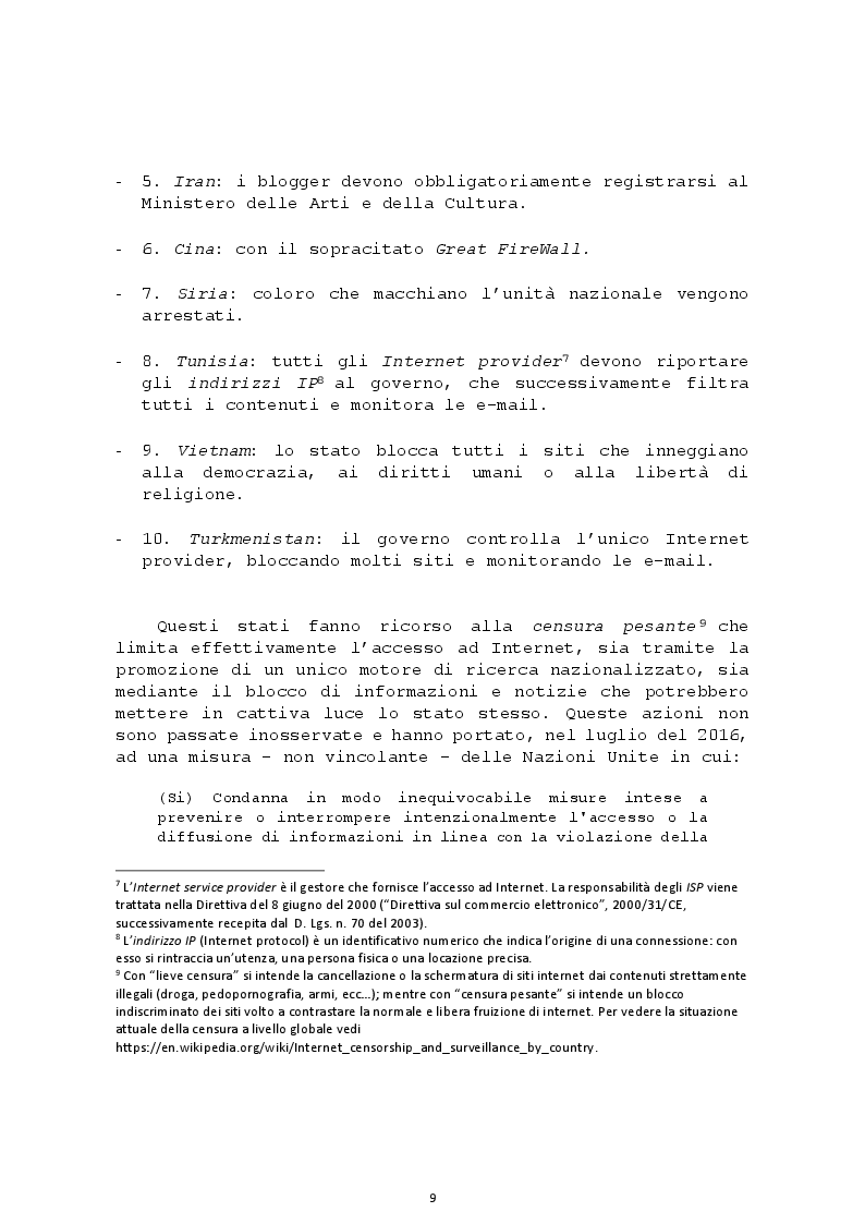 Anteprima della tesi: L'altra faccia della rete: le Criptovalute e il Deep Web, Pagina 6