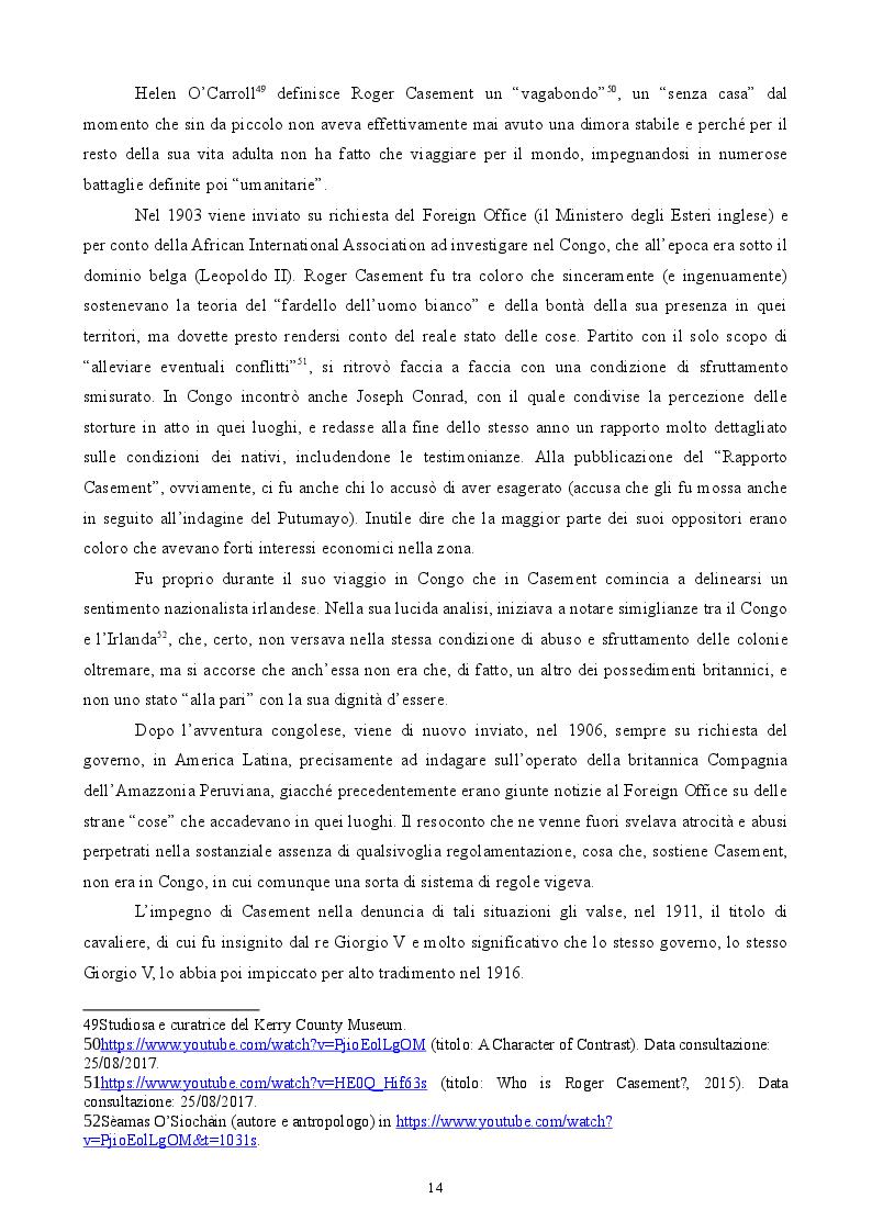 Anteprima della tesi: Roger Casement - The Amazon Journal, Pagina 10