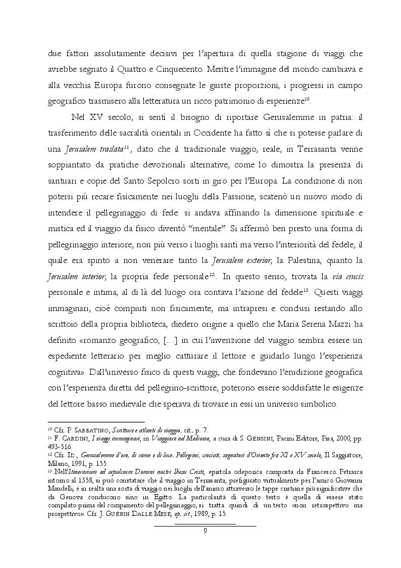 Anteprima della tesi: Dall'Araldo al Capasso. L'ekphrasis della chiesa di Santa Maria Maggiore attraverso le guide di Napoli, Pagina 9