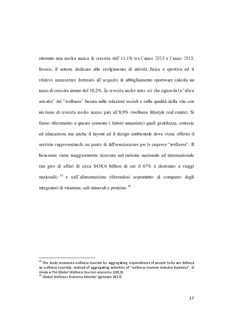 Anteprima della tesi: Le politiche di marketing nel settore del fitness. Il caso ''Happiness Sport & Fitness'', Pagina 8
