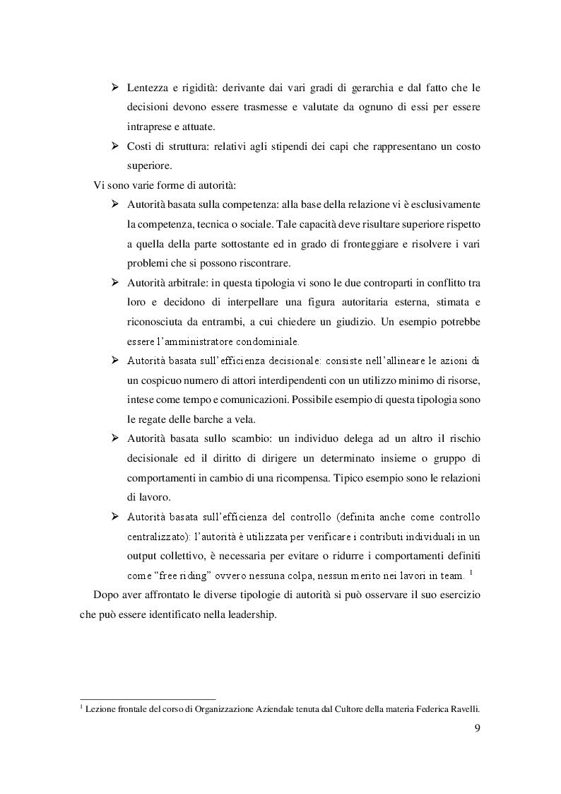 Anteprima della tesi: La leadership e il caso Steve Jobs, Pagina 5