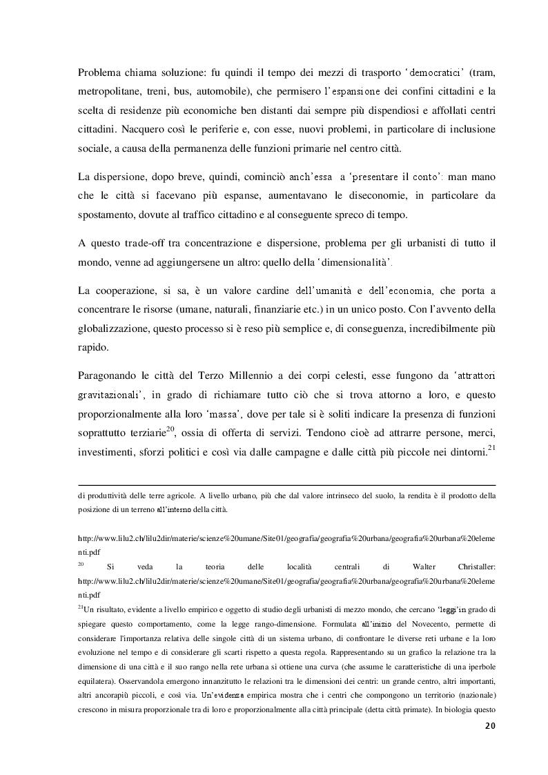 Estratto dalla tesi: La Business Intelligence a supporto della riqualificazione urbana: Firenze Smart City