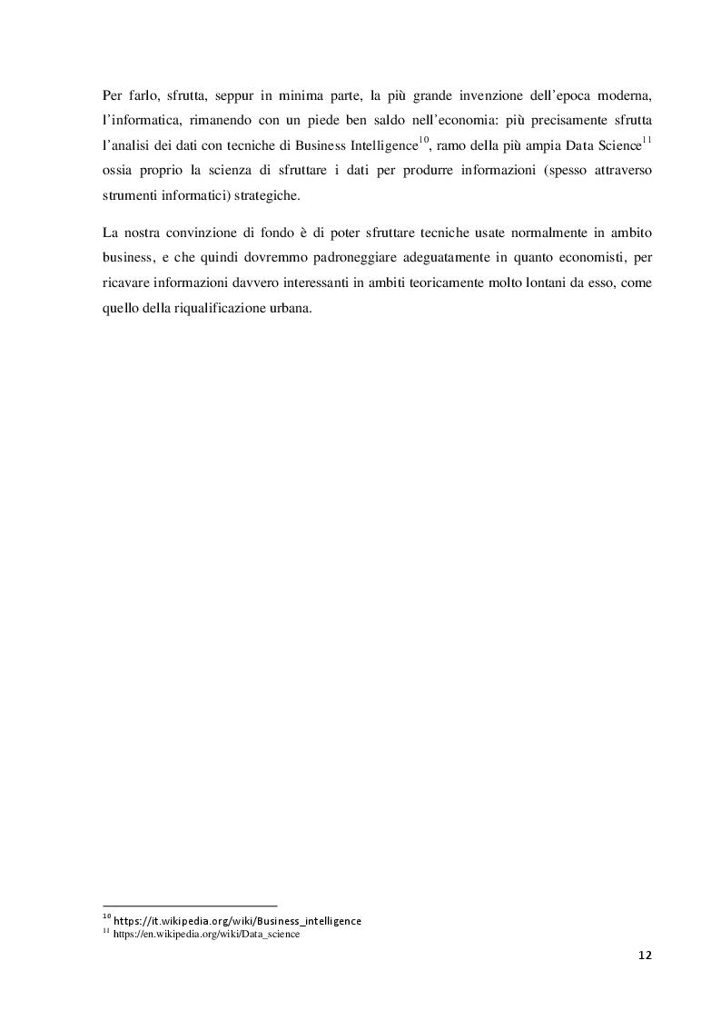 Anteprima della tesi: La Business Intelligence a supporto della riqualificazione urbana: Firenze Smart City, Pagina 5