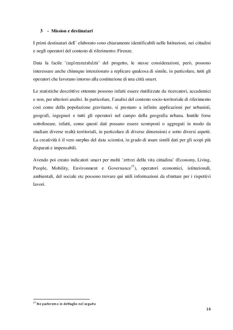 Anteprima della tesi: La Business Intelligence a supporto della riqualificazione urbana: Firenze Smart City, Pagina 9