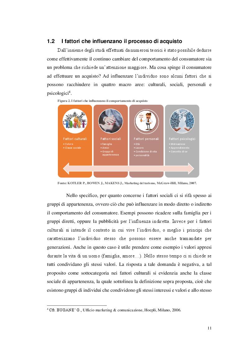 Anteprima della tesi: Il comportamento del consumatore nel comparto cheap fashion. Il caso Zara, Pagina 8
