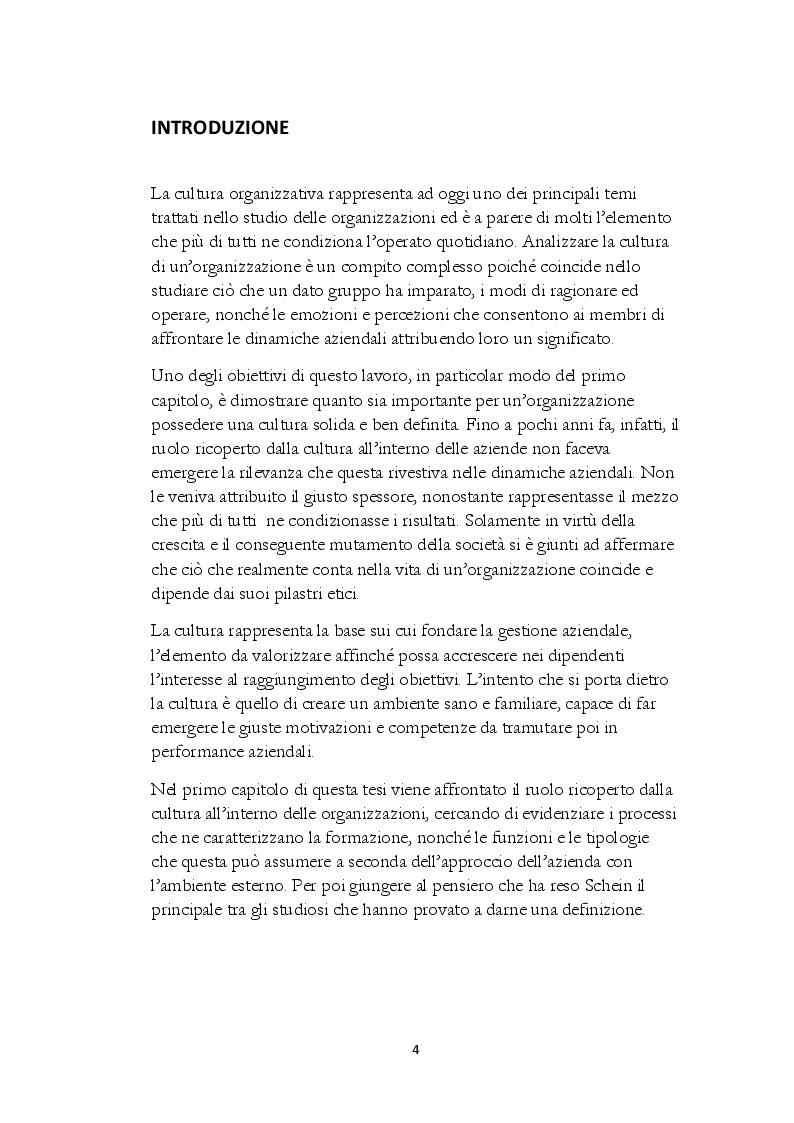 Anteprima della tesi: La Cultura Organizzativa di Toyota: il caso MG Motors, Pagina 2
