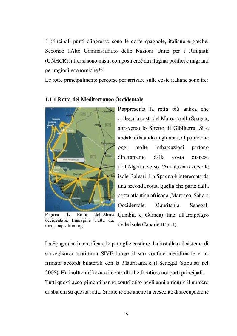 Anteprima della tesi: Incidenza di Patologia Chirurgica acuta in popolazione di migranti Studio osservazionale multicentrico, Pagina 6