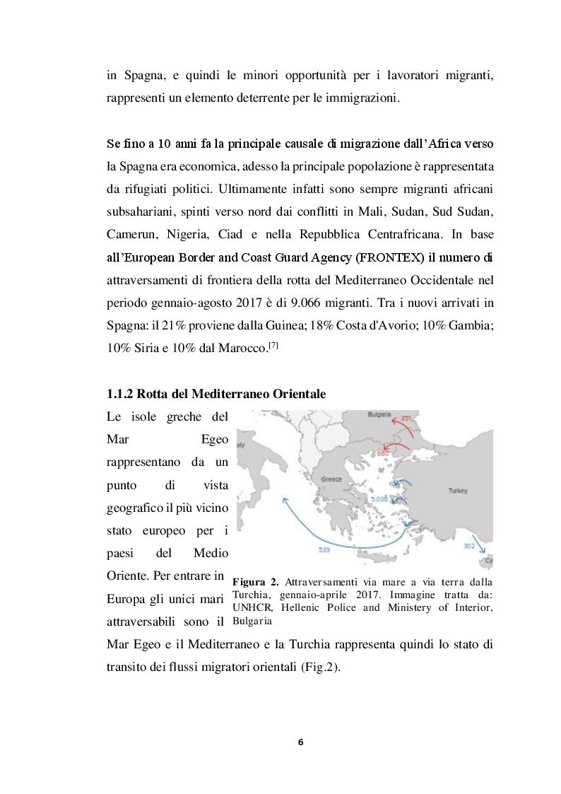 Anteprima della tesi: Incidenza di Patologia Chirurgica acuta in popolazione di migranti Studio osservazionale multicentrico, Pagina 7