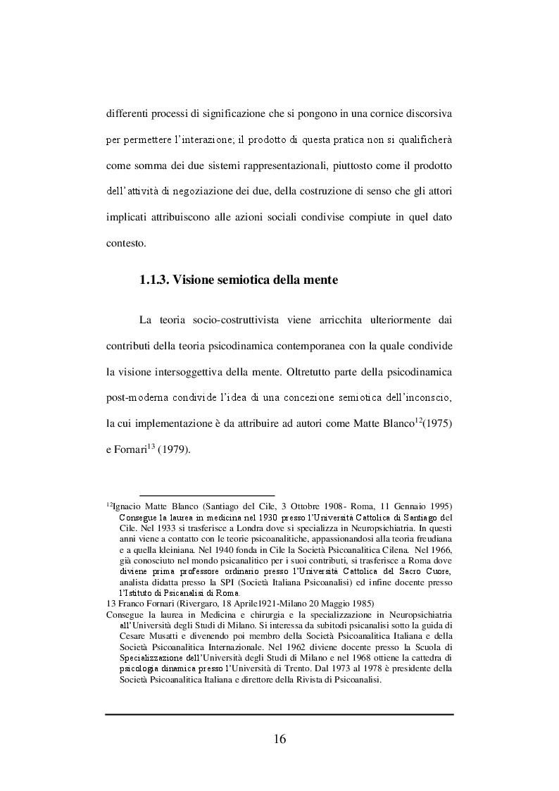 Estratto dalla tesi: Dinamiche istituzionali della relazione medico paziente: analisi ed interpretazione dei cluster