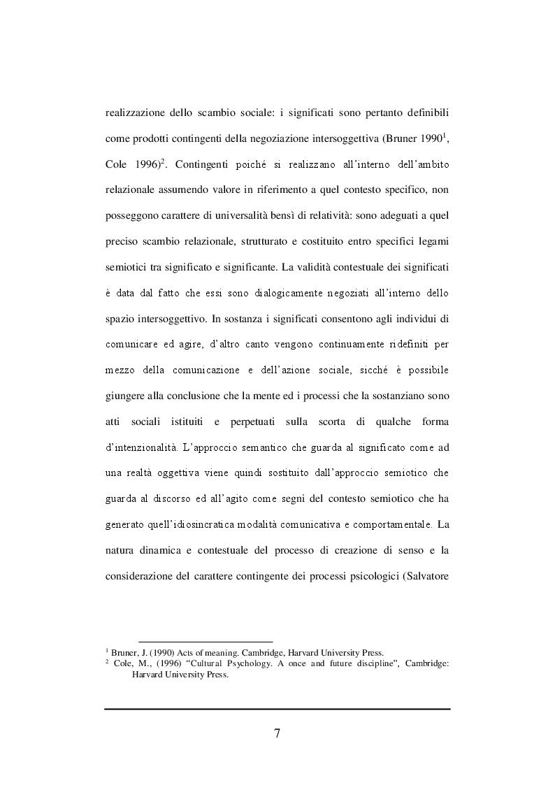 Anteprima della tesi: Dinamiche istituzionali della relazione medico paziente: analisi ed interpretazione dei cluster, Pagina 3