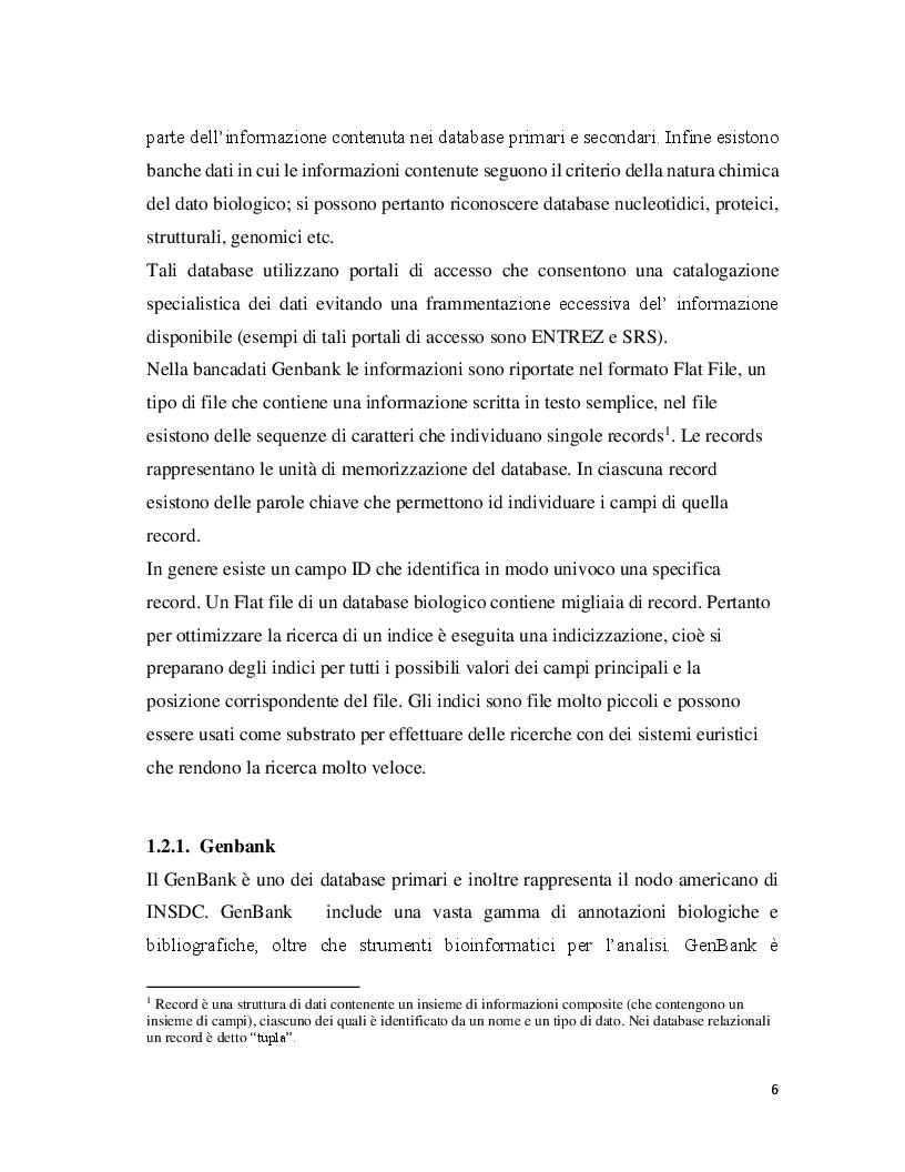 Anteprima della tesi: Analisi comparativa dei geni del ciclo cellulare in A. Thaliana e S. Cerevisiae, Pagina 4