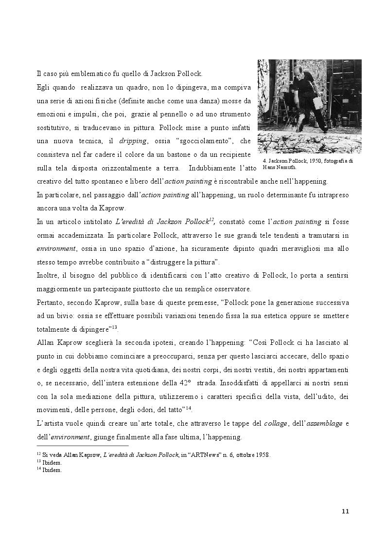 Estratto dalla tesi: Rito e Catarsi nell'opera artistica di Hermann Nitsch